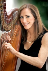 Harpist for Weddings,  Parties and Events