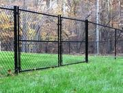 Cheap Fence Materials Or Installations