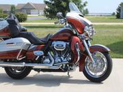 2014 Harley-Davidson CVO Screaming Eagle Limited