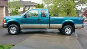 2000 Ford F-250 18912 miles